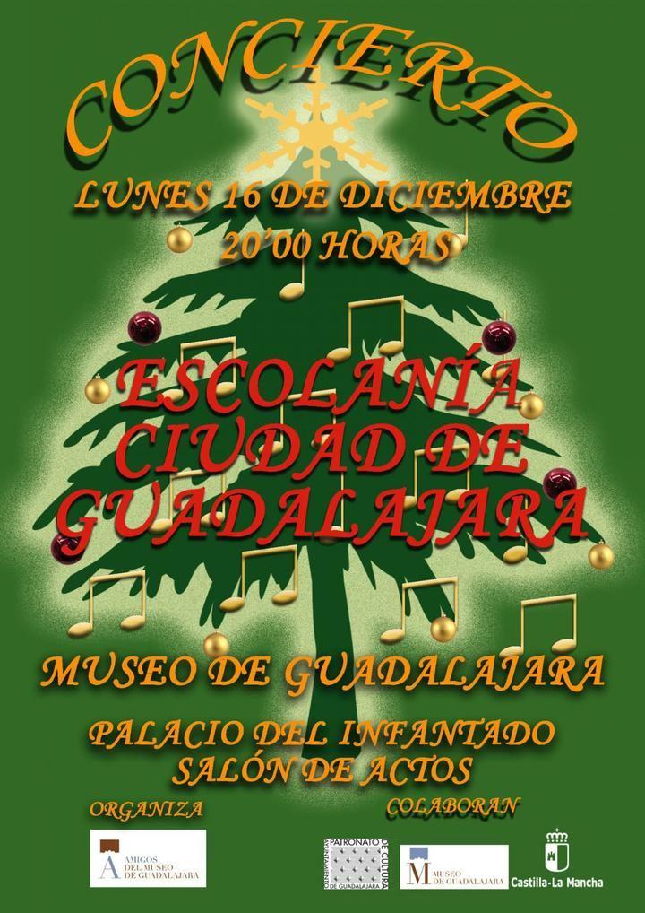 Concierto de Navidad en el Museo de Guadalajara