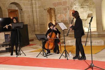 Primer concierto de Navidad en la Iglesia de Santiago de Sigüenza