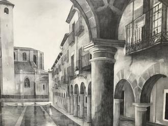 XX Edición del Concurso de Pintura Rápida de Sigüenza