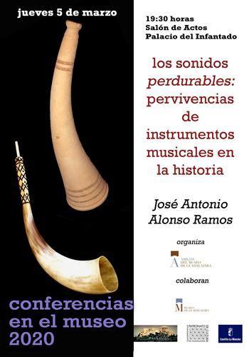 Nueva Conferencia de la Asociación de Amigos del Museo de Guadalajara