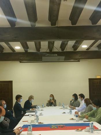 Primera reunión del Consejo Asesor del IX Centenario de Sigüenza (2024)