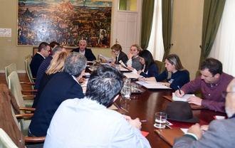 El Consorcio de Bomberos de Guadalajara aumenta su presupuesto casi 12 puntos y alcanza los 7.298.000 € este año