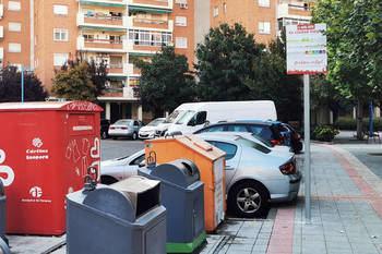 El Ayuntamiento de Azuqueca lanza la campaña 'La basura dentro, tu ciudad limpia'