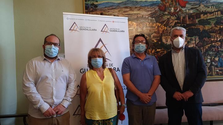 La Diputación regulariza la recogida de residuos en Albalate de Zorita