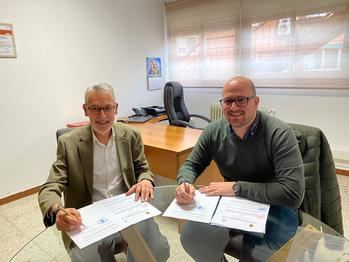 El Ayuntamiento de Yunquera de Henares firma con Cáritas un convenio para el servicio de 'Comida sobre ruedas'