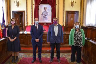 El Ayuntamiento suscribe con 'Gentes de Guadalajara' el apoyo al Tenorio Mendocino con una dotación de 22.000 euros