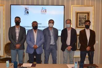 Firmado el nuevo Convenio en Defensa de las Ferias de Novilladas de las plazas de 3ª y 4ª categoría