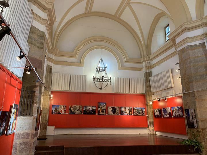 'El corazón en danza', hasta el 4 de agosto, en San Roque