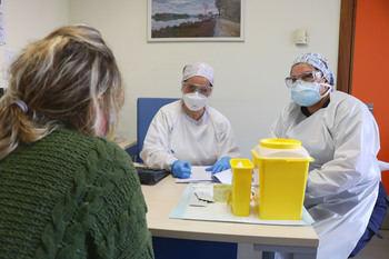 NUEVO RÉCORD DE CONTAGIOS : Desde el pasado viernes se han confirmado por PCR 1.423 casos de coronavirus en Castilla La Mancha, 205 se han detectado en Guadalajara