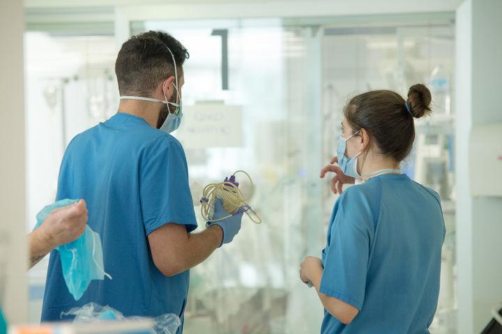 De los 34 nuevos casos de coronavirus por PCR de este martes en Castilla La Mancha, 6 son de Guadalajara que registra UN fallecimiento por Covid