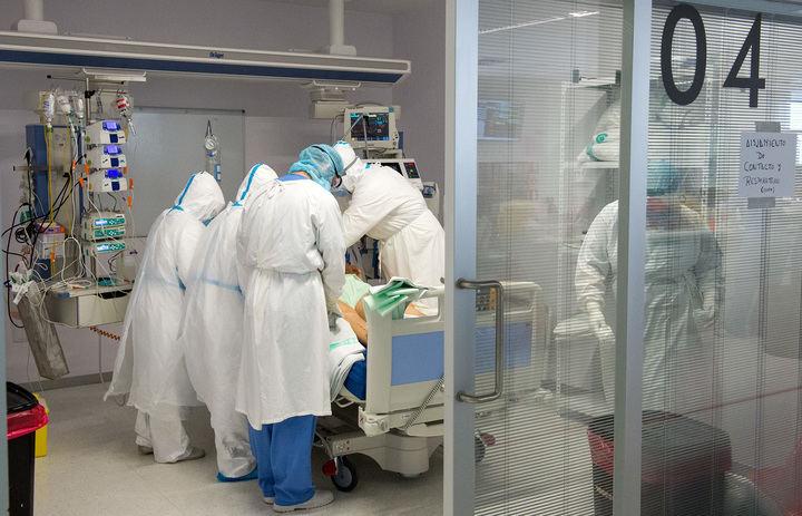 ÚLTIMA HORA : De los 111 nuevos casos positivos de coronavirus detectados este lunes en Castilla La Mancha, 5 son de Guadalajara que registra DOS nuevas defunciones por Covid 19