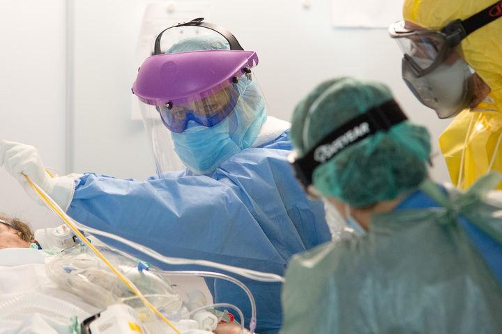 De los 503 nuevos casos positivos de coronavirus detectados este martes en Castilla La Mancha, 45 son de Guadalajara que registra UNA nueva defunción por Covid-19