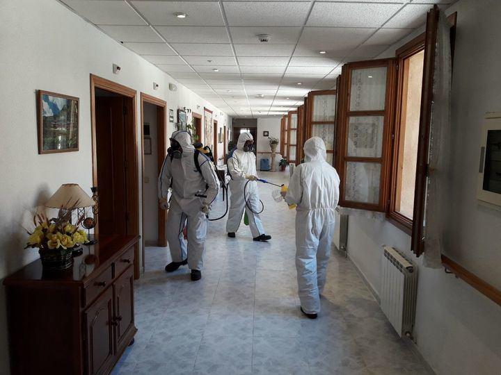 ATENCIÓN : De los 8 nuevos casos de coronavirus detectados por PCR en Castilla La Mancha este lunes, 6 son de Guadalajara