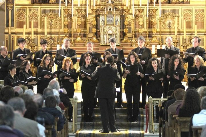 Teatro y Canto Coral en el Club Siglo Futuro de Guadalajara