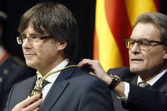 AL BANQUILLO : La Audiencia Nacional juzgará a la antigua cúpula de Convergencia Democrática de Cataluña por financiarse ilegalmente mediante