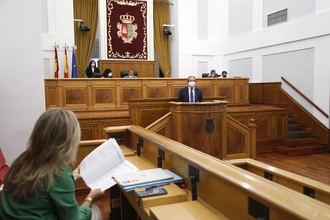 Las Cortes de CLM aprueban la nueva Ley del Juego con los votos favorables de PSOE y Cs