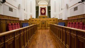 Orden del día del Pleno de las Cortes Regionales de CLM de este jueves