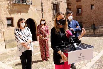 Sigüenza pasa a la acción contra la despoblación con la inauguración de 'La Casa-Coworking'
