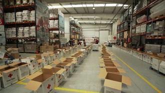 Cruz Roja Española en Guadalajara continúa atendiendo necesidades de la población gracias a más de un centenar de personas a través del