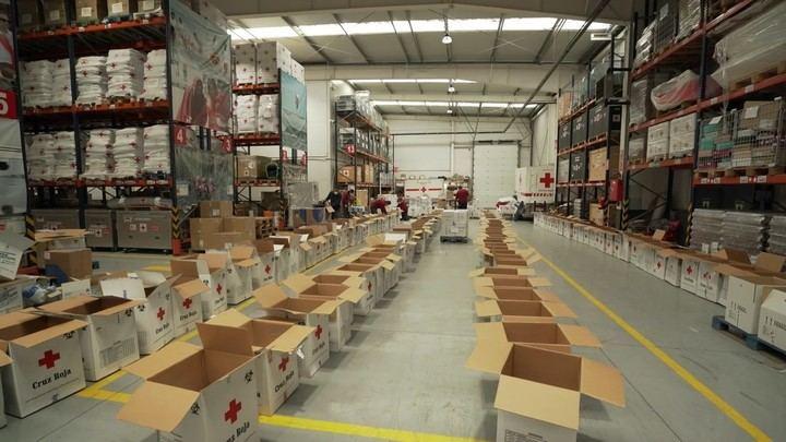 """Cruz Roja Española en Guadalajara continúa atendiendo necesidades de la población gracias a más de un centenar de personas a través del """"Plan Cruz Roja RESPONDE"""""""