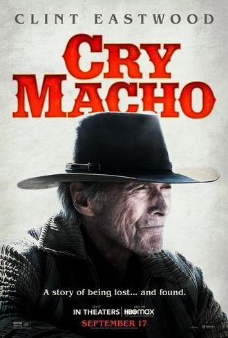 La última peli de Clint Eastwood : Cry Macho