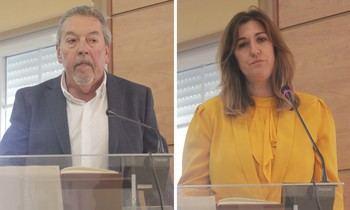 """Los concejales Almudena Sanz y José Manuel Fernández ABANDONAN """"Ciudadanos"""" de Cabanillas y pasan a ser ediles NO adscritos"""