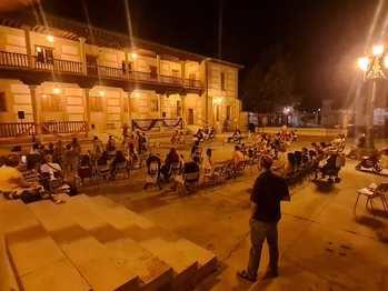 Cuentos y música en directo para seguir disfrutando de la Programación de Verano de Yunquera de Henares