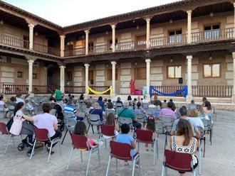 'Cuentos de Verano' y 'Pinturilla y la Pandilla Vainilla' centran en los más pequeños la Programación de Verano de Yunquera de Henares