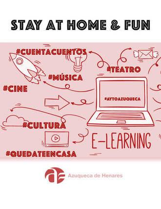 El área municipal de Cultura de Azuqueca y la Biblioteca Almudena Grandes siguen activas con propuestas para todas las edades en las redes sociales