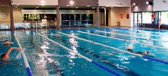 Suspendida la temporada de cursos de natación de Guadalajara a consecuencia de la situación epidemiológica por coronavirus