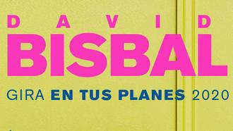 David Bisbal saca nuevo disco y actuará el 27 de junio en el WiZink Center
