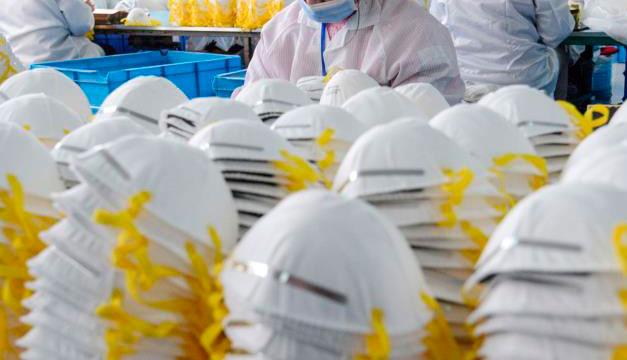 CSIF exige pruebas diagnósticas para todos los profesionales que utilizaron las mascarillas defectuosas en Castilla La Mancha