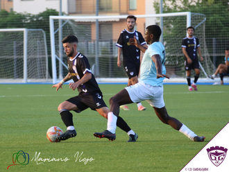 Un tempranero gol en la segunda parte priva al Deportivo de disputar las semifinales de la Copa JCCM (0-1)