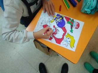 El colegio Maristas de Guadalajara celebra la semana de los Derechos de la Infancia