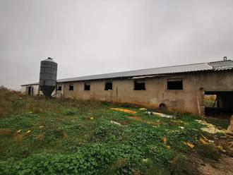 Aprobado el derribo de las instalaciones agrícolas del parque del Vallejo de Azuqueca