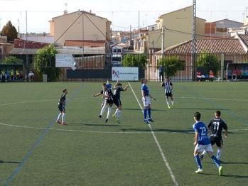 El C.D.Yunquera cae en Cebolla por la mínima (1-0)