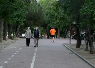 Lluvias generalizadas y bajada de las temperaturas este martes en Guadalajara donde el mercurio no pasará de los 18ºC