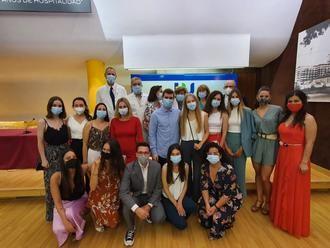 El Hospital de Guadalajara acoge un acto para celebrar la finalización de la etapa universitaria de los alumnos de Sexto curso de Medicina de la UAH
