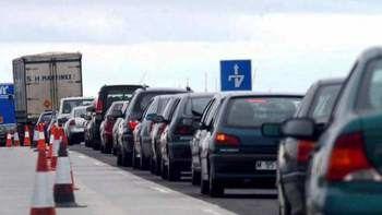 Empieza la operación Salida Agosto con 61.972 desplazamientos por Guadalajara, con más trafico en la A-2 y la N-320