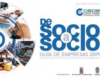 """CEOE-CEPYME Guadalajara prepara la Guía de Empresas """"De socio a socio"""""""