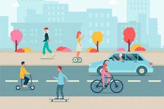 La Jefatura de Tráfico de Guadalajara impulsa la movilidad segura y saludable de los escolares