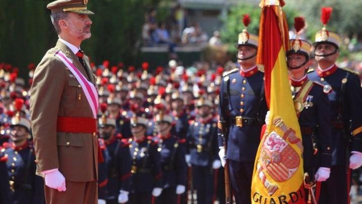 17ºC de mínima y 27ºC de máxima en Guadalajara este sábado Día de la Hispanidad y festividad de la Virgen del Pilar