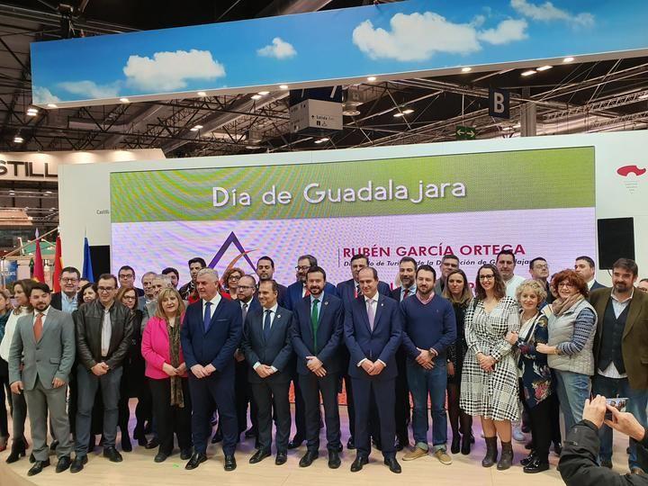 El área de turismo de la Diputación de Guadalajara aumentará su presupuesto en más de 220.000 € para 2020