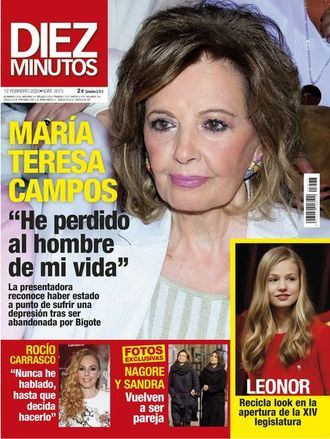 DIEZ MINUTOS Sandra Barneda y Nagore Robles vuelven a ser pareja