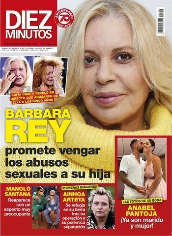 DIEZ MINUTOS María Teresa Campos y su reacción tras las últimas declaraciones de Edmundo Arrocet
