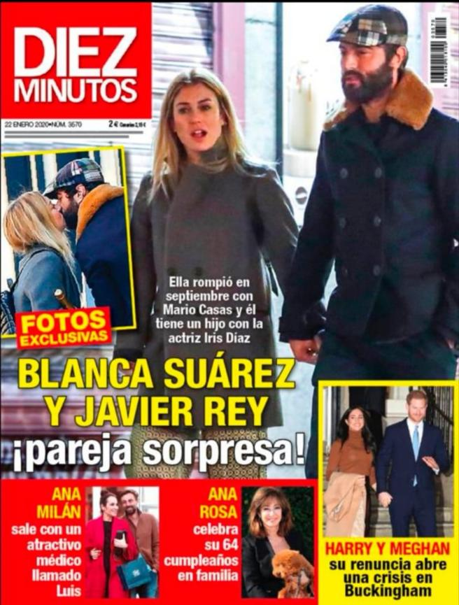 DIEZ MINUTOS Andrés Pajares se casa, por sorpresa, con su novia, Juani Gil