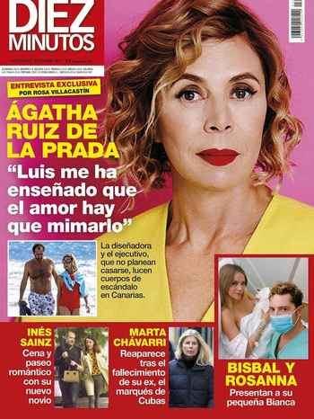 DIEZ MINUTOS Las emotivas palabras de Antonio Orozco a Eva González