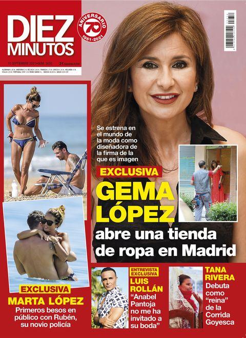 """DIEZ MINUTOS Ylenia Padilla contra 'Sálvame': """"Es telebasura y yo valgo más"""""""