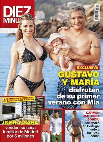 DIEZ MINUTOS Miguel Ángel Muñoz y Ana Guerra rompen su relación sentimental