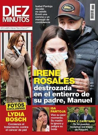 DIEZ MINUTOS Cristini Couto y Rebeca Pous se enfrentan duramente a Aurah Ruiz